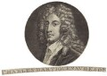 Charles Dartiquenave, by Thomas Cook, after  Sir Godfrey Kneller, Bt - NPG D27511