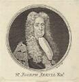 Sir Joseph Jekyll, by Simon François Ravenet, after  Michael Dahl - NPG D27518