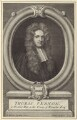 Thomas Vernon, by George Vertue, after  Sir Godfrey Kneller, Bt - NPG D27519