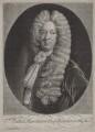 Sir Walter Hawksworth, 2nd Bt, by George Lumley, after  Unknown artist - NPG D27542