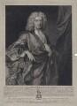 Edward Colston, by George Vertue, after  Jonathan Richardson - NPG D27544