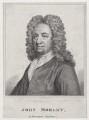 John Morley, by Robert Grave, after  Sir Godfrey Kneller, Bt - NPG D27548