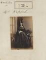 Frances Georgiana Sophia Keppel (née Marsham), by Camille Silvy - NPG Ax50785
