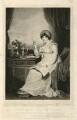 Princess Elizabeth, Landgravine of Hesse-Homburg, by Samuel William Reynolds, published by  Edward Harding, after  Henry Edridge - NPG D33319