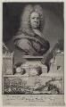 Ambrose Godfrey the Elder, by George Vertue, after  Johann Rudolph Schmutz - NPG D27567