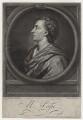 Alexander Pope, by and sold by John Faber Jr, after  Sir Godfrey Kneller, Bt - NPG D27573