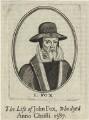 John Foxe, after Unknown artist - NPG D33376