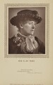 Ellen Terry, by St James's Photographic Co, published by  David Bogue - NPG Ax9277