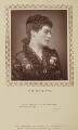 Sophie Eyre (née Ryan), by St James's Photographic Co, published by  David Bogue - NPG Ax9281