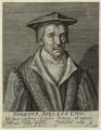 John Jewel, by Magdalena de Passe, by  Willem de Passe - NPG D33378