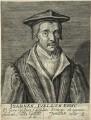 John Jewel, by Magdalena de Passe, by  Willem de Passe - NPG D33377