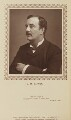 J.H. Barnes, by St James's Photographic Co, published by  David Bogue - NPG Ax9284