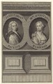 Johann Christoph Pepusch and Anastasia Mordaunt (née Robinson), Countess of Peterborough, after Thomas Hudson - NPG D27617