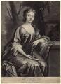 Anne Oldfield, by John Simon, after  Jonathan Richardson - NPG D27620