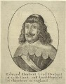 Edward Herbert, 1st Baron Herbert of Cherbury, by Wenceslaus Hollar - NPG D33404
