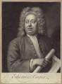 Edward Cooper, by Peter Pelham, after  Jan van der Vaart - NPG D27626