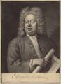 Edward Cooper, by Peter Pelham, after  Jan van der Vaart - NPG D27627