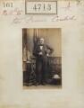 Prince Albert of Saxe-Coburg-Gotha, by Camille Silvy - NPG Ax54724
