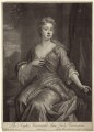 Anne Newport (née Pierrepont or Pierpont), Lady Torrington, by and published by John Smith, after  Sir Godfrey Kneller, Bt - NPG D27634