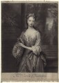 Sarah Plowden (née Chicheley), by and published by John Smith, after  Sir Godfrey Kneller, Bt - NPG D27638