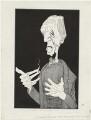 Henry Tonks, by Powys Evans - NPG D33418