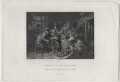 'Charles I in the guard room' (fictional scene including King Charles I), by William T. Hulland, published by  James Sprent Virtue, after  Paul Delaroche - NPG D7636