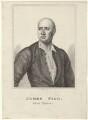 James Figg, by Robert Grave, after  John Ellys - NPG D27667