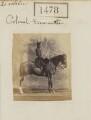 Sir Arthur James Lyon Fremantle, by Camille Silvy - NPG Ax50875