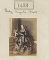 Augusta Sturt (née Lady Bingham), Baroness Alington of Criche, by Camille Silvy - NPG Ax50885