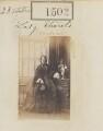 Elizabeth Frances (née Hildyard), Lady Thorold, by Camille Silvy - NPG Ax50897
