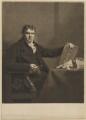 John Clerk, Lord Eldin, by Charles Turner, after  Sir Henry Raeburn - NPG D33430