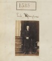 William Augustus Frederick Craven, Viscount Uffington, by Camille Silvy - NPG Ax50929