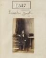 Leonidas George Zarifi, by Camille Silvy - NPG Ax50941