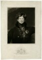 King George IV, by Charles Turner, published by  Hurst, Robinson & Co, after  Sir Thomas Lawrence - NPG D33347