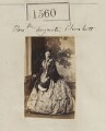 Hon. Augusta Anna Margaret Johnstone (née Plunkett), by Camille Silvy - NPG Ax50954