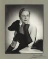 Joan Helen Vickers, Baroness Vickers, by Madame Yevonde - NPG x13969