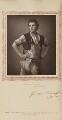 George Edward Barrett as Ben Chibbles in 'Hoodman Blind', by Herbert Rose Barraud, published by  Carson & Comerford - NPG Ax29226