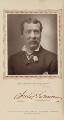 Charles Warner (Charles John Lickfold), by Herbert Rose Barraud, published by  Carson & Comerford - NPG Ax29227