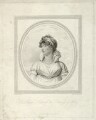 Caroline Amelia Elizabeth of Brunswick, by Marie Anne Bourlier, published by  Edward Harding, after  Sir William Beechey - NPG D33360