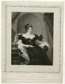 Caroline Amelia Elizabeth of Brunswick, by and published by Henry Meyer, after  James Lonsdale - NPG D33362
