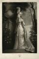 Caroline Amelia Elizabeth of Brunswick, by John Murphy, published by  John Jeffryes, after  Thomas Stothard - NPG D33364