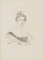 Princess Charlotte Augusta of Wales, by Frederick Christian Lewis Sr, after and published by  Sir George Hayter - NPG D33520