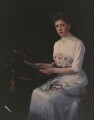 Princess Mary, Countess of Harewood, by (Mary) Olive Edis (Mrs Galsworthy) - NPG x7188