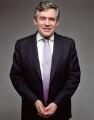 Gordon Brown, by Fergus Greer - NPG x131843