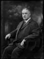 Henry Ernest Fowler, 2nd Viscount Wolverhampton, by Bassano Ltd - NPG x153547