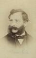 William Charles Thomas Dobson, by Elliott & Fry - NPG Ax131864