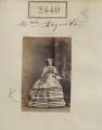 Oriettou ('Henrietta') Argenti (née Scaramanga), by Camille Silvy - NPG Ax51838