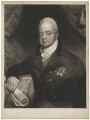 King William IV, by David Lucas, published by  Mary Parkes, published by and after  Robert Bowyer - NPG D33553