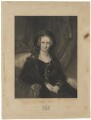 Queen Adelaide (Princess Adelaide of Saxe-Meiningen), by Henry Thomas Ryall, published by  Thomas McLean, after  Sir William Charles Ross - NPG D33558