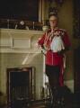 George Francis Milne, 1st Baron Milne, by (Mary) Olive Edis (Mrs Galsworthy) - NPG x7198